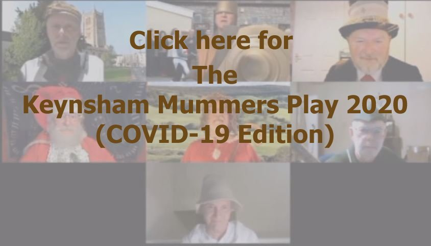 Link for the 2020 Keynsham Mummers Play